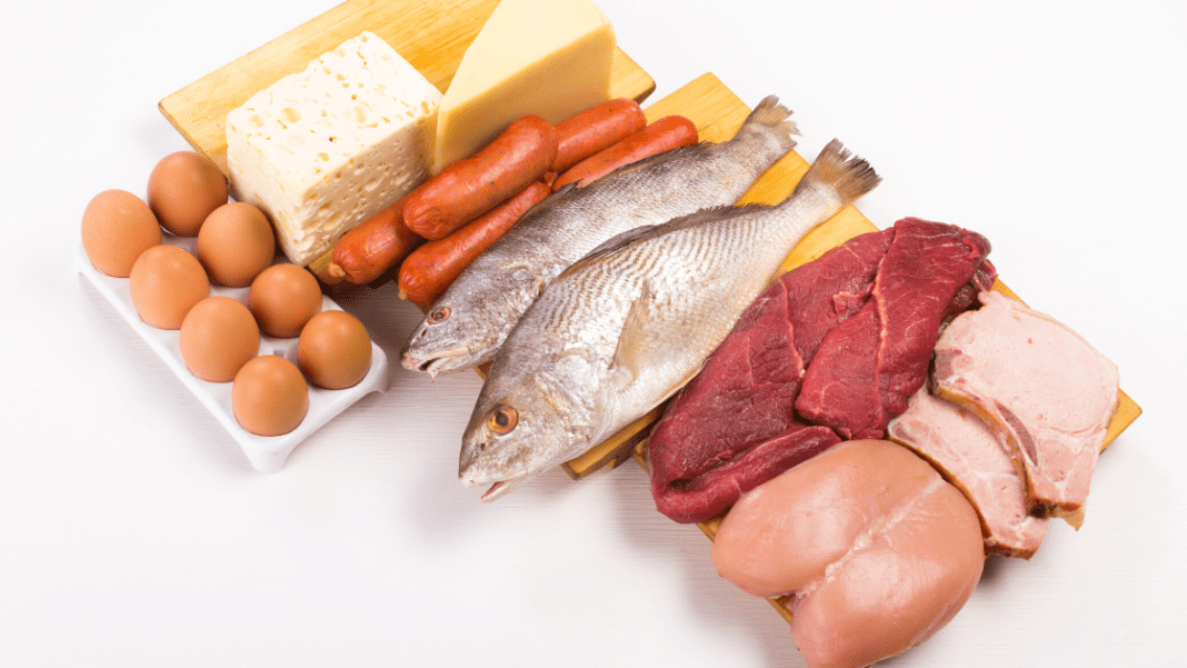 how much protein should athletes eat