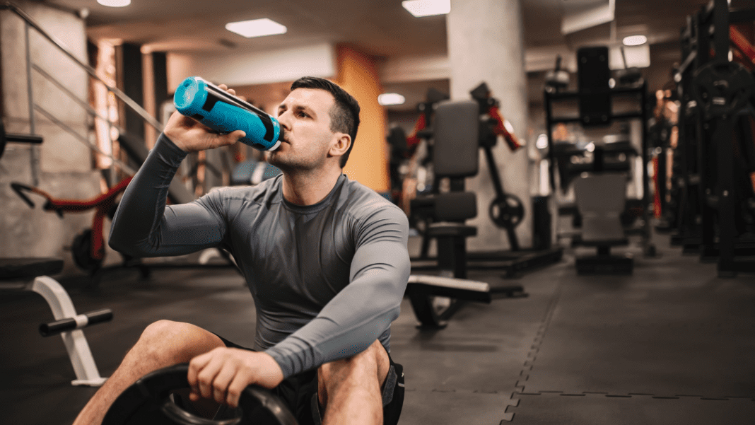 hydration in strength sports